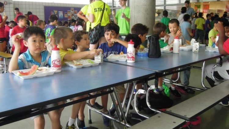 Two 10 year-old's Talking at a School lunch table Changed My Struggling Church.