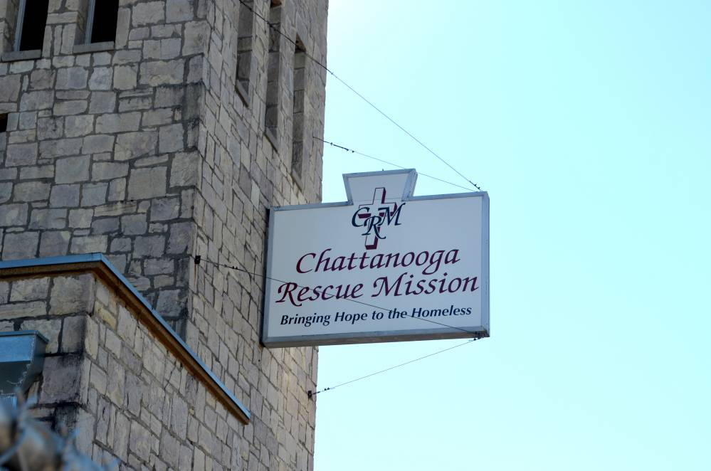Chattanooga Rescue Mission Audio from May 1st, 2017