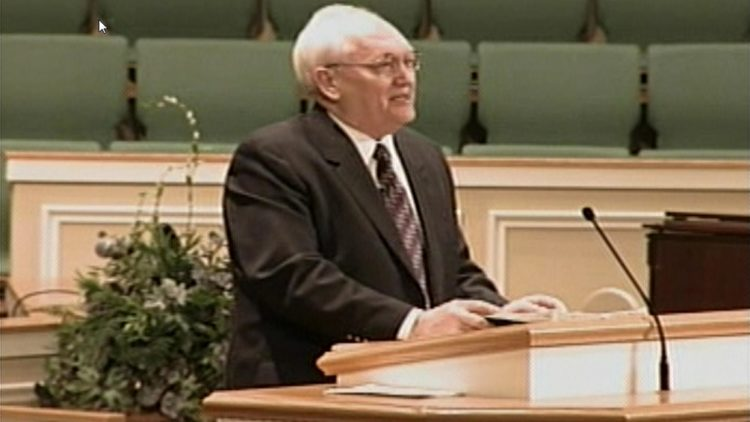 Evangelist Wilbur Hurt – What Does God Think About Sinners?