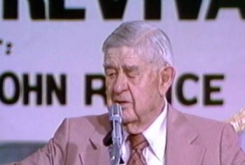 Dr. John R. Rice – Paul Rejoiced Over The Preaching By Enemies