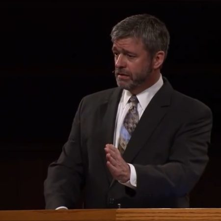 JGP - 74 - Missionary Paul Washer - Straight Is The Gate and